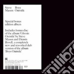 Boys outside/ghosts outside cd musicale di Steve mason-dennis b
