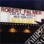 Robert Palmer - Live At The Apollo cd musicale di Robert Palmer