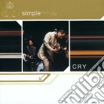 Simple Minds - Cry cd musicale di Mind Simple