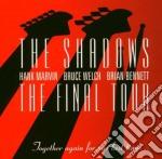 THE FINAL TOUR/2CDx1 cd musicale di SHADOWS
