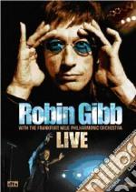 LIVE WITH THE FRANKFURT PHILARMONIC cd musicale di Robin Gibb