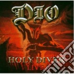 HOLY DIVER LIVE/2CD cd musicale di DIO