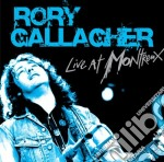 Gallagher,rory - Live At Montreux cd musicale di Rory Gallagher