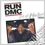 LIVE AT MONTREUX 2001 cd musicale di Dmc Run