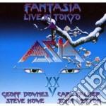 Asia - Fantasia - Live In Tokyo cd musicale di ASIA