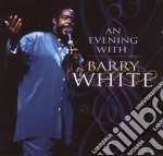 AN EVENING WITH BARRY WHITE LIVE cd musicale di Barry White