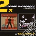 RIDE  TIL I DIE -LIVE cd musicale di George Thorogood