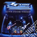 ZZ Top - Live From Texas cd musicale di ZZ TOP