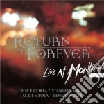 Return To Forever - Returns cd musicale di RETURN TO FOREVER