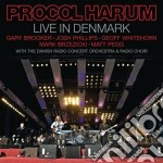Procol Harum - Live In Denmark cd musicale di Harum Procol
