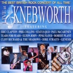 Various - Live At Knebworth 19 cd musicale di ARTISTI VARI
