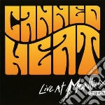 Canned Heat - Live At Montreux 1973 cd musicale di Heat Canned