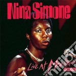 Live at montreux 1976 cd musicale di Nina Simone