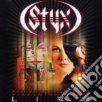 The grand illusion + pieces of eight liv cd musicale di Styx
