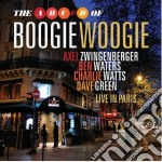 A, B, C & D Of Boogie Woogie - Live In Paris cd musicale di A b c&d of boogie wo