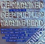 Various - Re-machined:a Tribut cd musicale di Artisti Vari