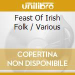 Irish folk cd musicale di Artisti Vari
