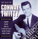 The best of cd musicale di Conway Twitty