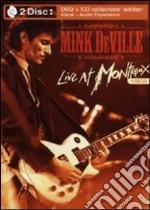 LIVE AT MONTREUX 1982 CD+DVD              cd musicale di MINK DE VILLE
