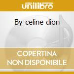 By celine dion cd musicale
