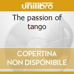 The passion of tango cd musicale