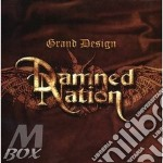 Grand design cd musicale di Nation Damned