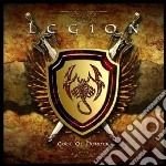 Legion - Code Of Honour cd musicale di Legion