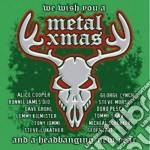 We wish you a metal xmas-2011(deluxe ed) cd musicale di Artisti Vari