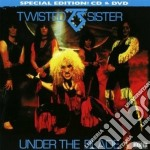 Under the blade remix + reading 82 dvd cd musicale di Sister Twisted