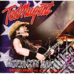 Nugent,ted - Motor City Mayhem cd musicale di Ted Nugent