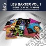 8 classic albums vol.1 cd musicale di Baxter Les