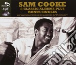 8 classic albums plus cd musicale di Sam Cooke