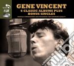 6 classic albums plus cd musicale di Gene Vincent