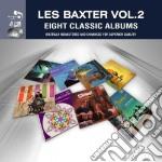 8 classic albums vol.2 cd musicale di Baxter Les
