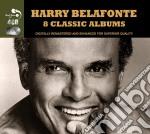 8 classic albums cd musicale di Harry Belafonte