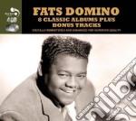8 classic albums cd musicale di Domino Fats