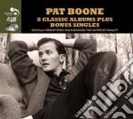 8 classic albums cd musicale di Boone Pat
