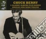 5 classic album plus cd musicale di Chuck Berry