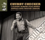 5 classic albums plus cd musicale di Checker Chubby