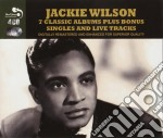7 classic albums plus cd musicale di Jackie Wilson