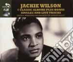 7 classic albums plus cd musicale di Jackie Wilson