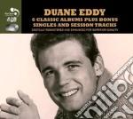 6 classic albums plus cd musicale di Eddy Duane