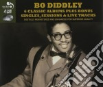 6 classi albums plus cd musicale di Bo Diddley