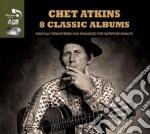 8 classic album cd musicale di Chet Atkins