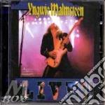 LIVE!! (2CD) cd musicale di YNGWIE MALMSTEEN