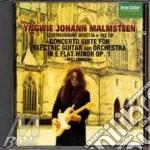CONCERTO FOR ELECTRIC GUITAR AND ORCH. cd musicale di MALMSTEEN YNGWIE J.
