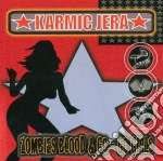 ZOMBIES BLOOD & GO... cd musicale di Jera Karmic