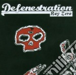 Defenestration - Ray Zero cd musicale di DEFENESTRATION