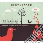 FRESH AS A SWEET SUNDAY MORNING - LIVE cd musicale di JANSCH BERT