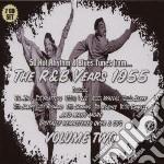 The r&b years 1955 - vol cd musicale di Artisti Vari